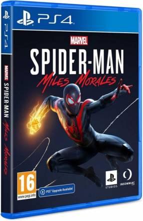 Juego PS4 Marvel Spider-Man Miles Morales
