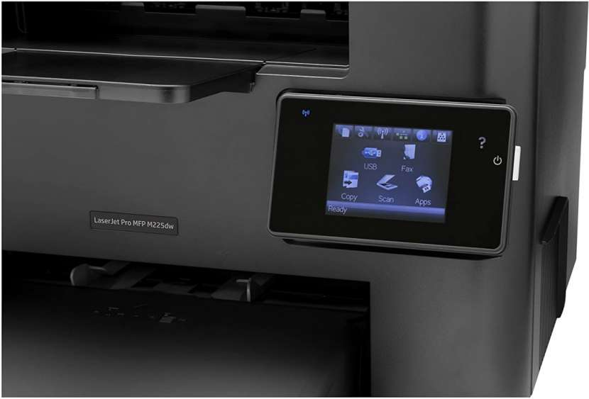 Impresora Láser Hp Pro M225DW Multifunción Wifi - 4
