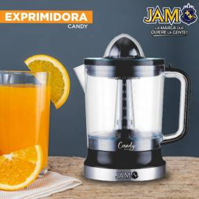 Exprimidor JAM Candy 1,6L 85W