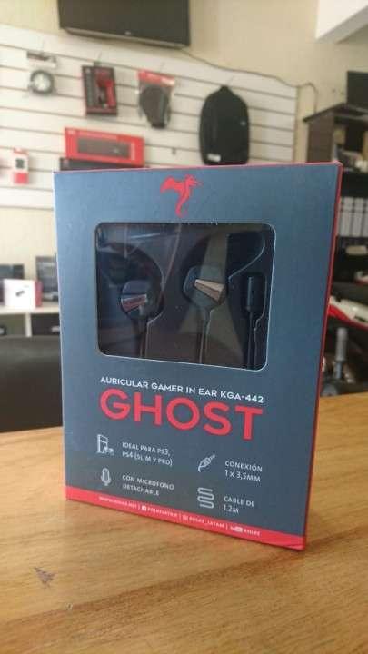 Auricular In Ear Ghost KGA-442 - 1