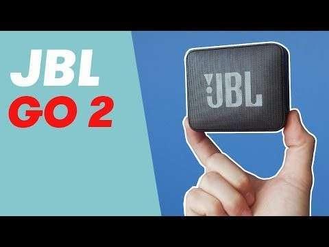 Speaker JBL Go 2 - 2