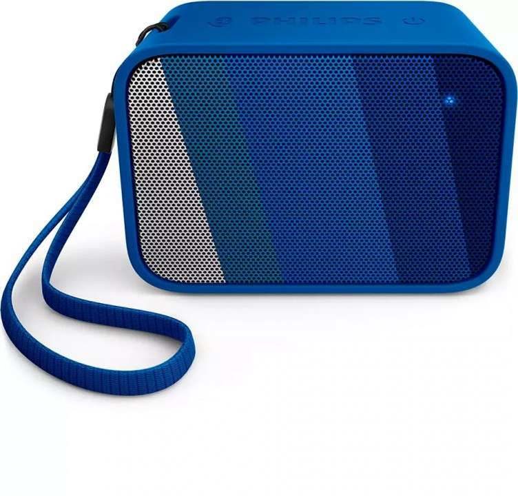 Parlante portátil inalámbrico Philips Pixel Pop - 0