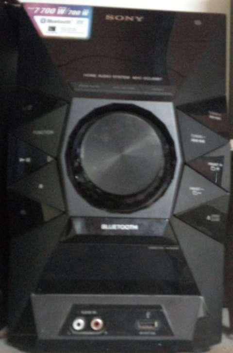 Minicomponente Sony con bluetooth - 1