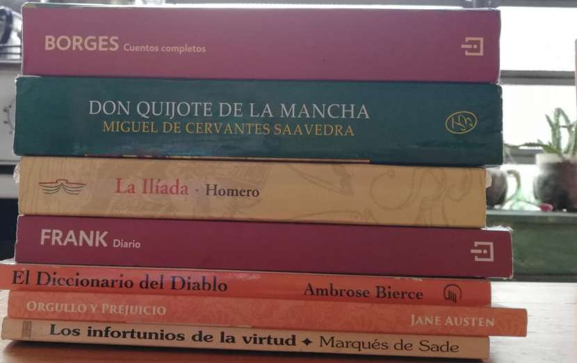 Libros - 0
