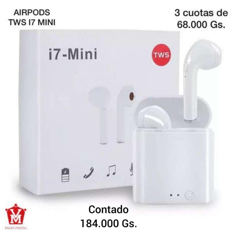 Airpods TWS blanco - 0