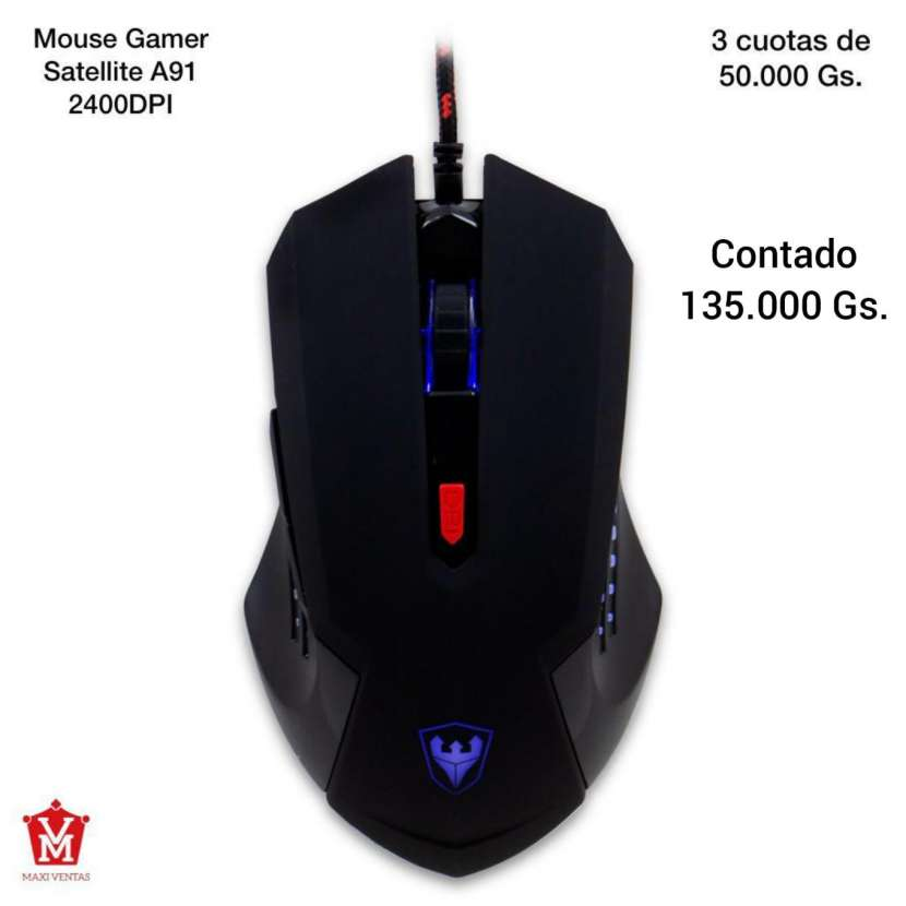 Mouse Gamer Satellite A91 - 0