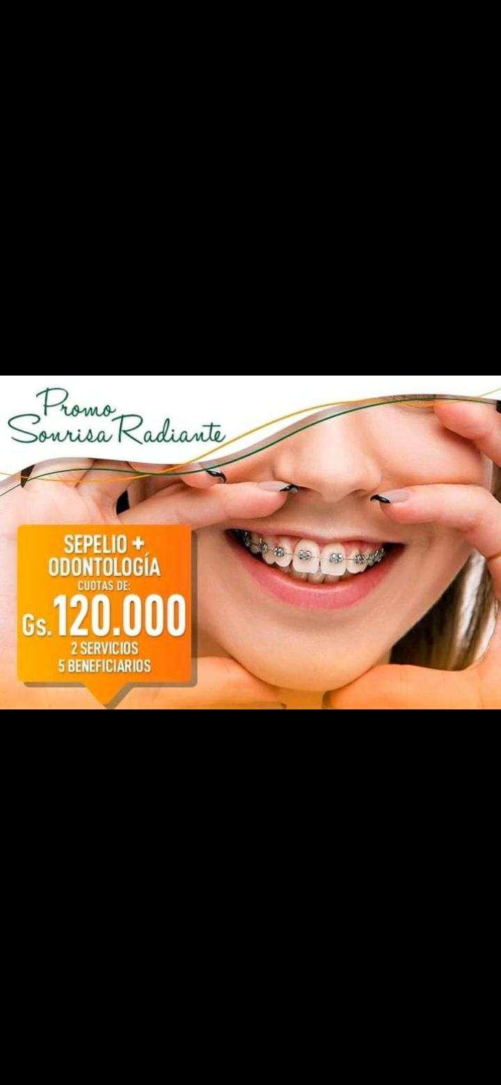 Sepelio + seguro odontológico - 0