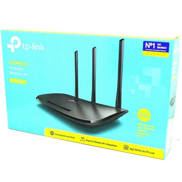 Router wireless TP-Link TL-WR949N-450MBPS - 1