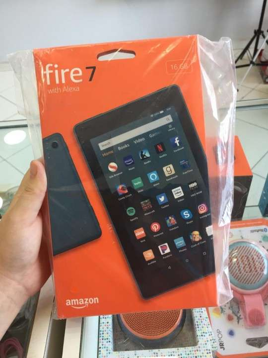 Tablet Fire 7 Amazon - 0