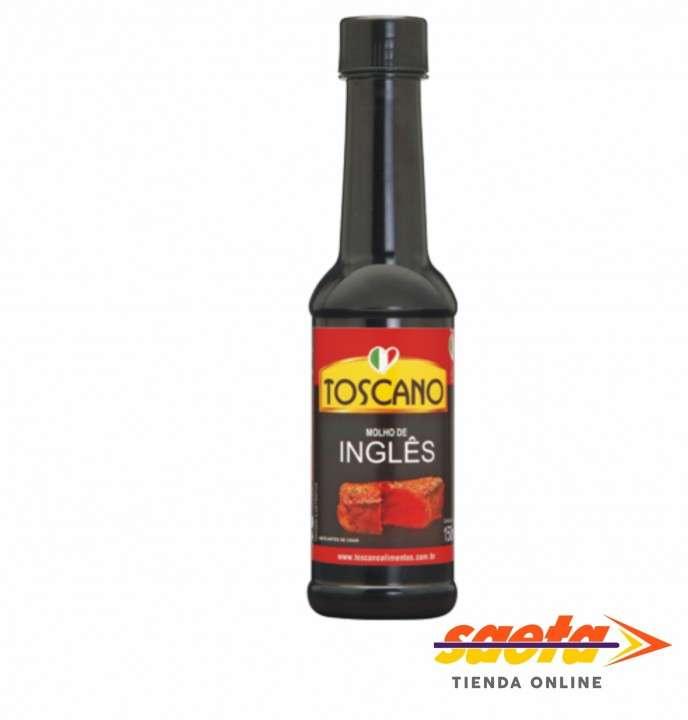 Molho Inglés Toscano 150 ml - 0