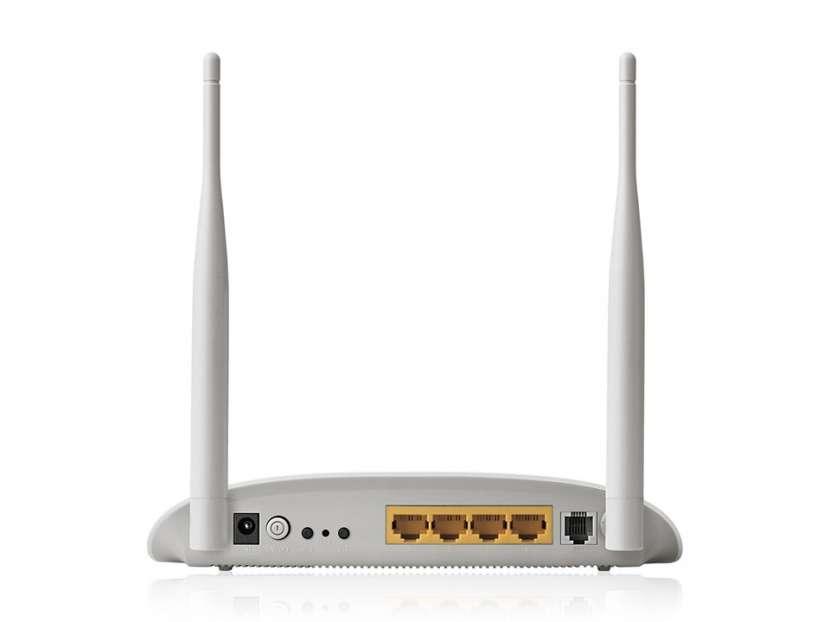 Router ADSL2+TP-Link TD-W8961N - 1