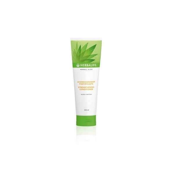 Herbal Aloe Acondicionador Fortificante - 0
