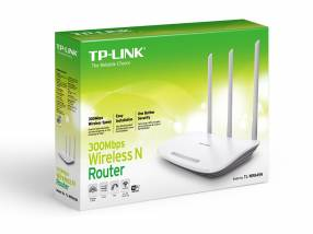 Router wireless TP-Link TL-WR845N-300MBPS