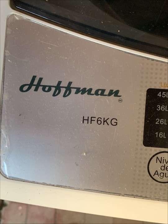 Lavarropas Hoffman 6 Kg - 3
