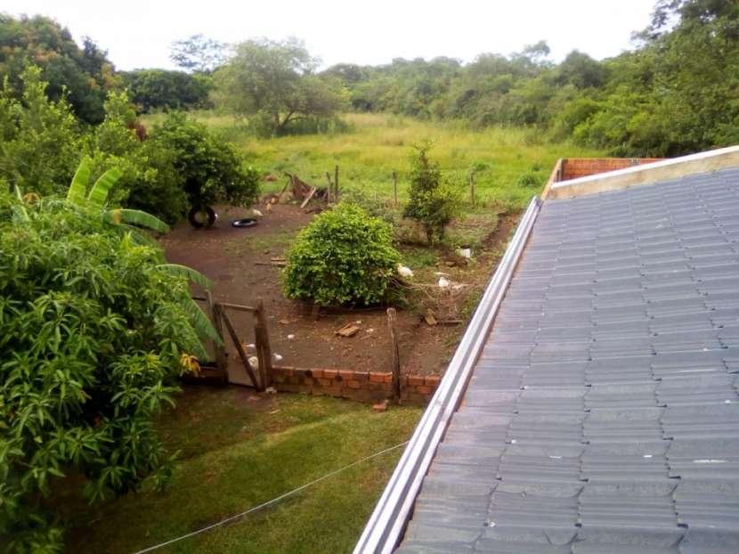 Terreno 4200 m2 sobre asfalto en San Juan del Paraná - 0