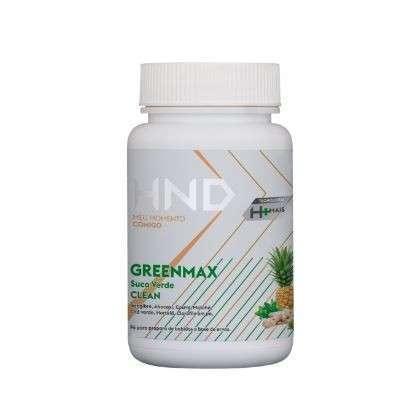 Detox Greenmax Hinode de piña - 0