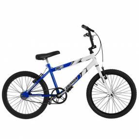 """Bicicleta aro 20"""" bicolor ultra bikes azul abba"""