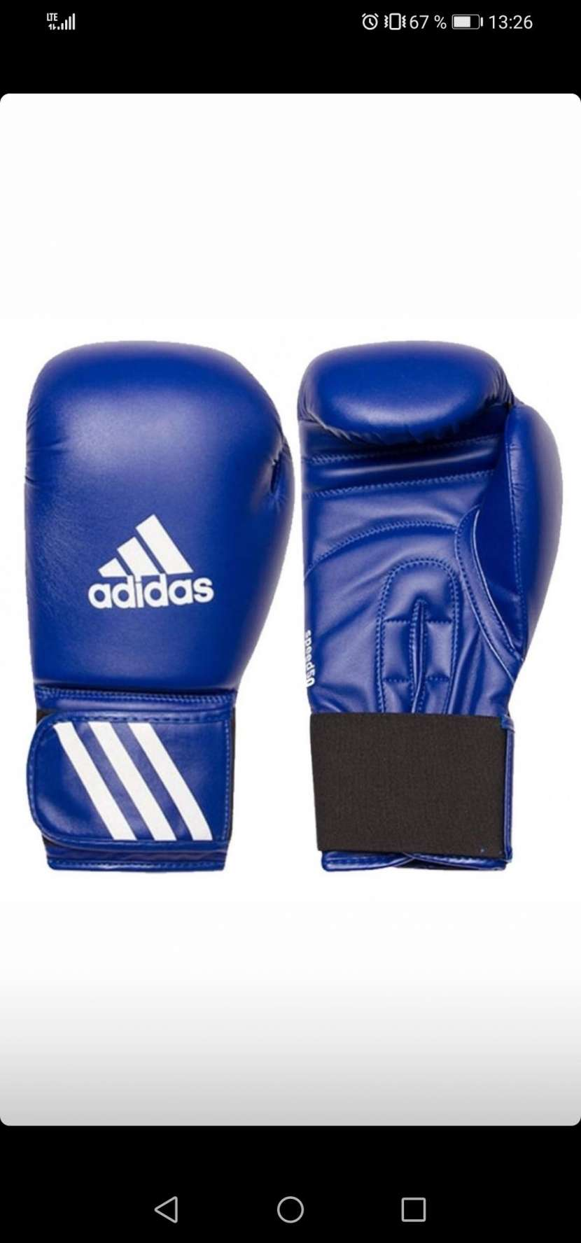 Guantes de boxeo Adidas - 2