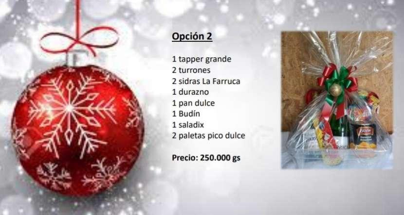Canastas navideñas - 1