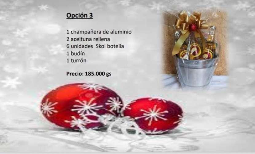 Canastas navideñas - 2