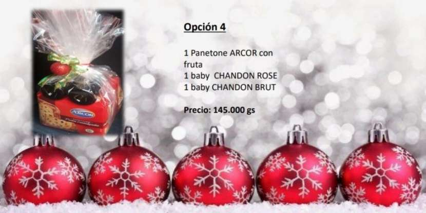 Canastas navideñas - 3