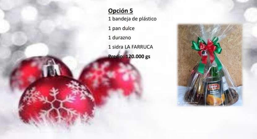 Canastas navideñas - 4
