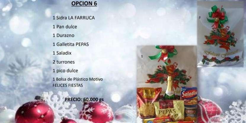 Canastas navideñas - 5