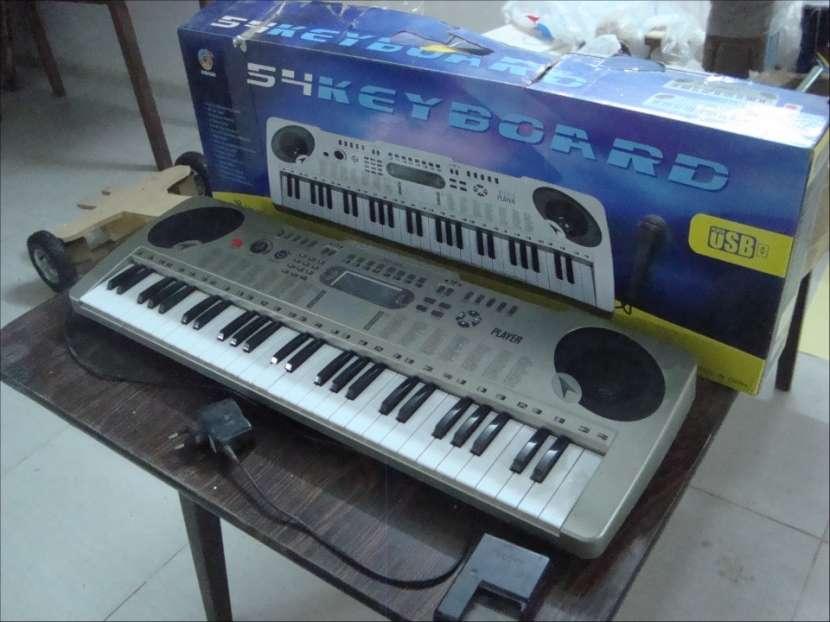 Piano teclado para niño - 0