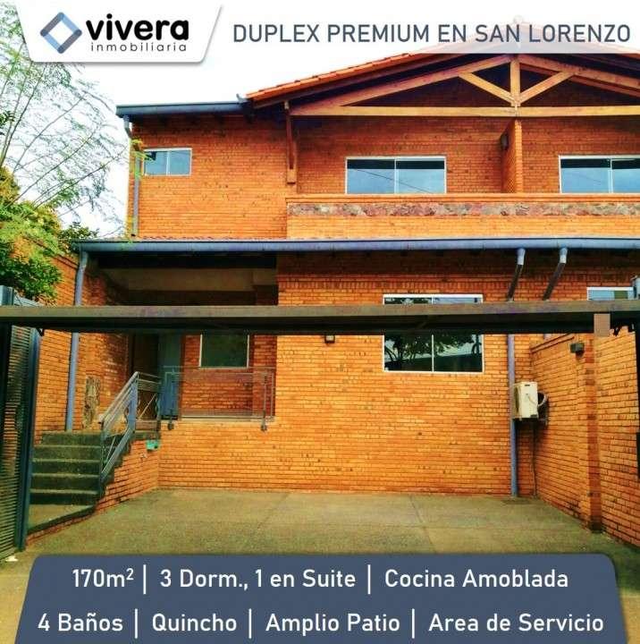 Dúplex premium en San Lorenzo - 0