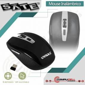 Mouse inalámbrico SATE A-35G