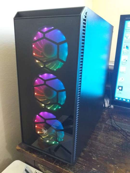 Computadora gamer - 0
