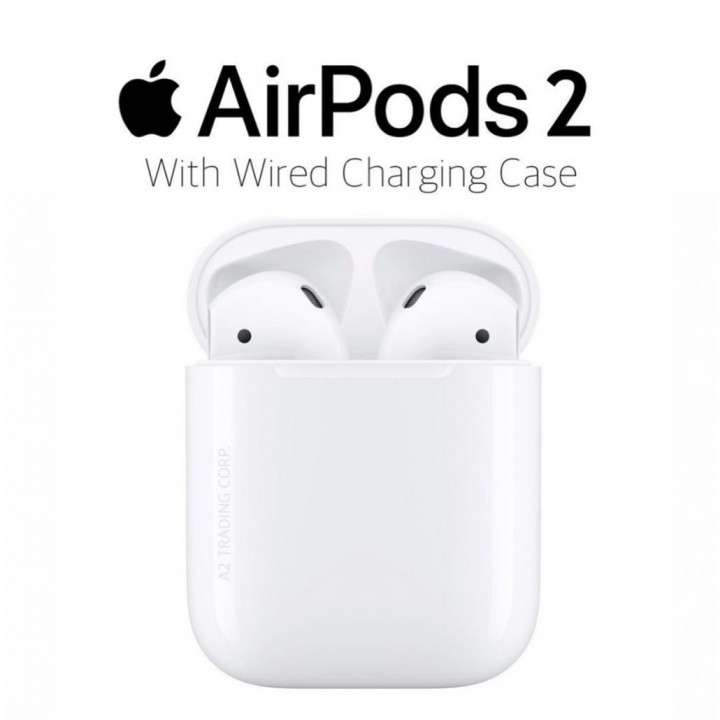 Apple AirPods 2 MV7N2AM/A charging case - 0