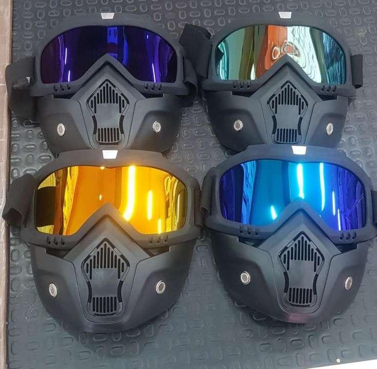 Máscara para motocicleta - 1