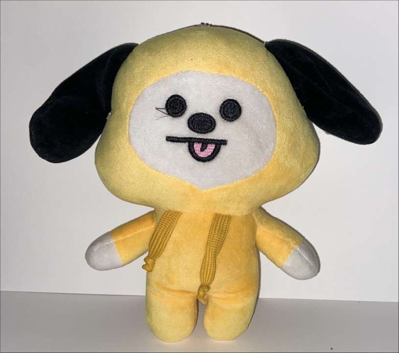 BT21 Oficial Chimmy Plush Doll - 0