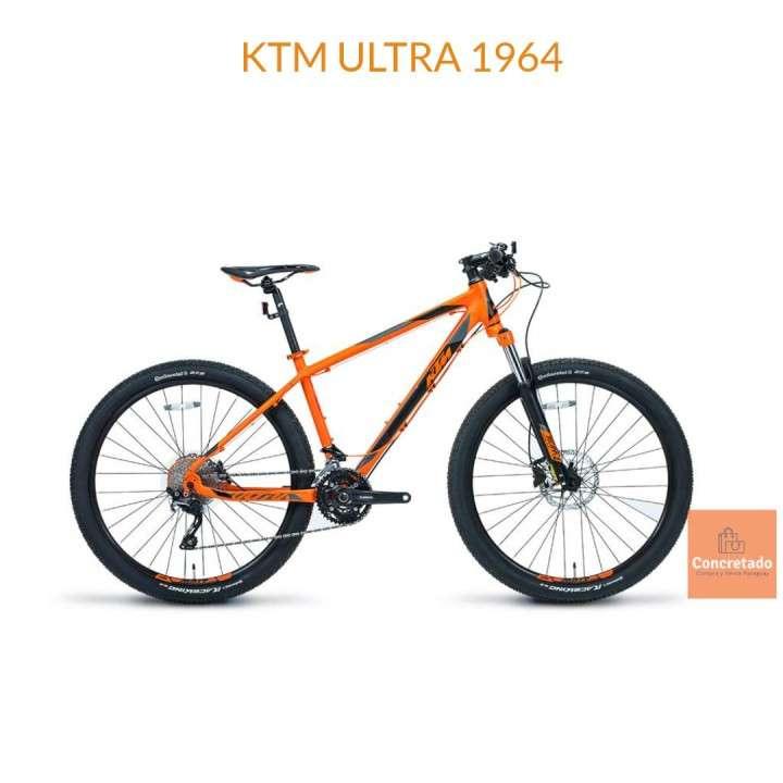 Bicicleta KTM ultra 1964 - 0