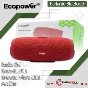 Parlante bluetooth Ecopower EP-2360