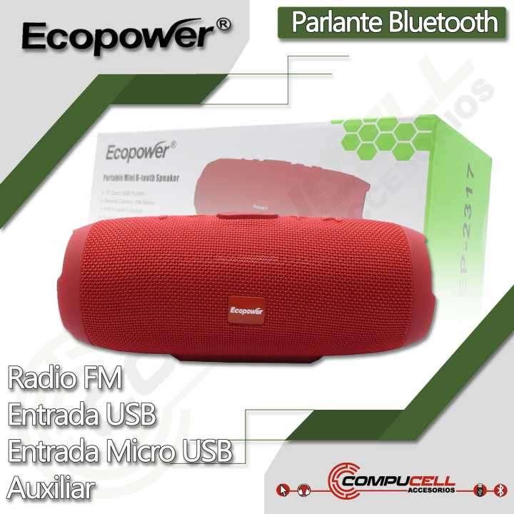 Parlante bluetooth Ecopower EP-2360 - 0