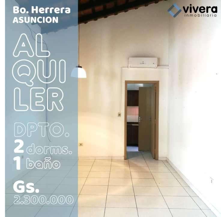 Departamento en barrio Herrera - 0