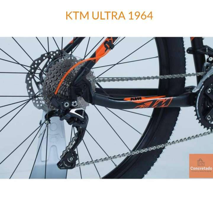 Bicicleta KTM ultra 1964 - 4