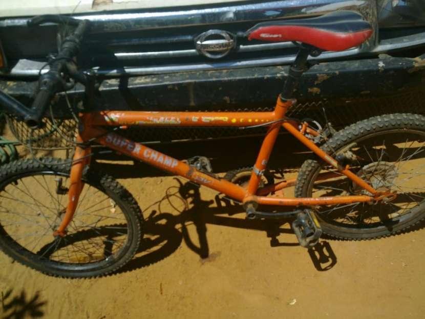 Bicicleta Super Champ aro 20 - 1