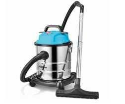 Aspiradora Nappo NLAI-028 wet and dry 20 litros azul negro