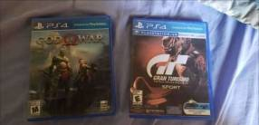 2 videojuegos para play 4