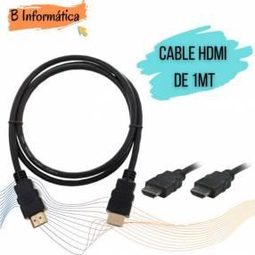 Cable HDMI de 1 metro