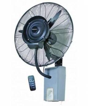 Ventilador humidificador de pared