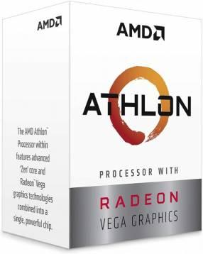 Procesador AMD Athlon 240GE AM4 3.5GHZ