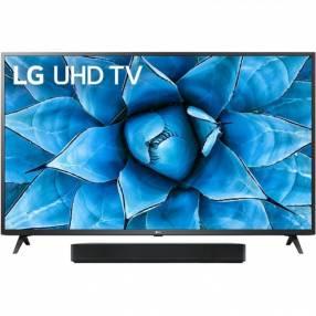 TV LED LG 55 pulgadas 4K + Sound Bar LG SK1