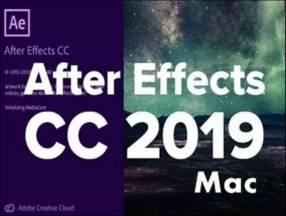 Adobe After Effects 2019 para sistemas Mac