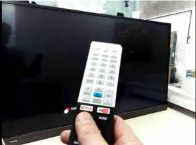 Smart TV Toshiba de 55 pulgadas 4K