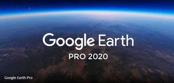 Google Earth Pro 2020 - 0