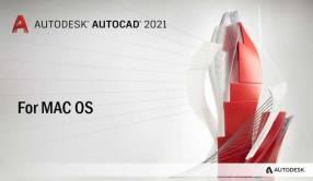 Autodesk Autocad 2021 para Mac English